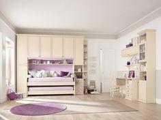 Jasny pokój dla dziewczynki - pomysły  - zdjęcie numer 9