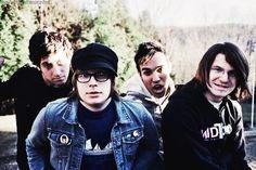 pre-hiatus Fall Out Boy