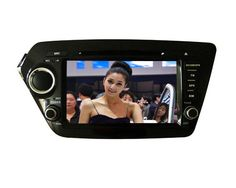 Kia Rio 2012 DVD Player GPS Navigation Bluetooth Touchscreen