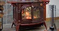 Fancy fire places