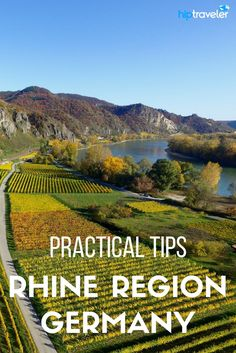 Practical Tips for visiting the Rhine Region of Germany. How to make the most of your trip in Germany's wine area whether it be on- or off-the-beaten path! | Blog by HipTraveler: Bookable Travel Stories from the World's Top Travelers