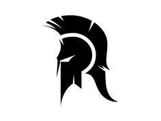 Gallery For > Spartan Logos Spartan Logo, Spartan Tattoo, Spartan Shield, Logo Inspiration, Body Art Tattoos, Tatoos, Logo Design, Desenho Tattoo, Art Graphique