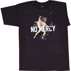 """No Mercy"" in Black www.nkdscty.com"