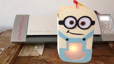 minion lampion, gratis bestand, free download, silhouette cameo cut file