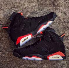 80bb8704ea9 Air Jordan 6 Black Infrared OG 2019 Release Date - Sneaker Bar Detroit