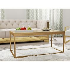 Found it at AllModern - Hecht Coffee Table