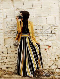 Ugimpol Blazer - Gamze Polat Skirt #Hijab