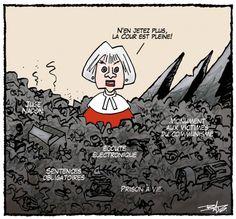 Caricatures du 1 er au 7 février 2015 | LaPresse.ca