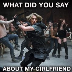 the mortal instruments funny memes - Google Search