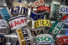 Handmade Bracelet PICK YOUR STATE - Recycled - License Plate Art Jewelry Bracelet on Etsy, $16.00