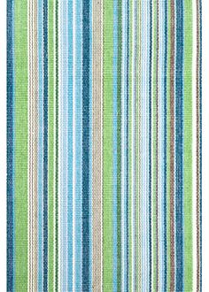 $30 2 x 3 Dash and Albert rug; perfect for laundry room