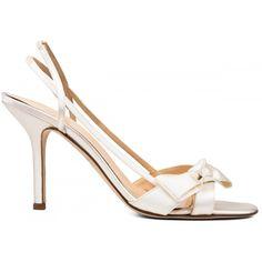 Lover By Kate Spade http://www.bellissimabridalshoes.com/wedding-heels/high-heel-wedding-shoes/white-kate-spade-lover-bridal-shoes