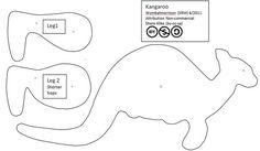 Picture of Make a Hopping Kangaroo