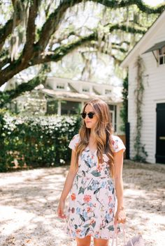 Gal Meets Glam A Day In Beaufort, SC - Willow & Clay dress