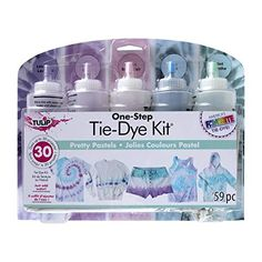 Tulip Colors, Pastel Colors, Colours, Tulip Tie Dye, Pink Dye, Tie Dye Kit, Love You To Pieces, Tie Dye Crafts, Pastel Outfit