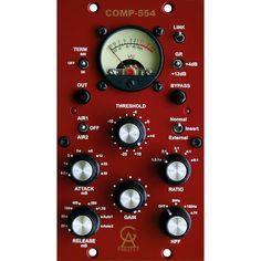 Golden Age Project Comp-554 500 Series Vintage Style Compressor