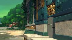 The Road To El Dorado (1999) Acrylic by Scott Wills DreamWorks Animation