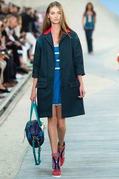 Tommy Hilfiger, Весна-лето 2014, Ready-To-Wear, Нью-Йорк