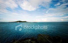 The Irish Sea Royalty Free Stock Photo