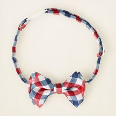 $7.95 for Jackson's birthday bow tie... the blue is a little off, but he will be wearing this and a red cloth diaper to eat his cake!!