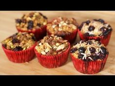 These Baked Oatmeal Cups Make A Delicious And Easy Breakfast