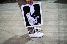 A BATHING APE x UNDEFEATED x Adidas Superstar 80v