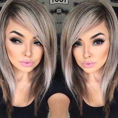 Hair Color for Short Dark Hair
