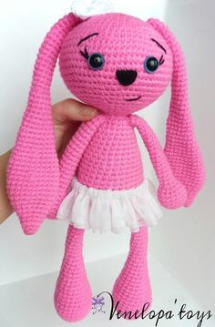 rabbit crochet
