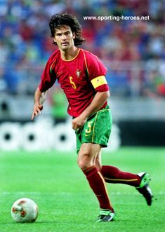 Fernando Couto - FIFA Copa do Mundo 2002