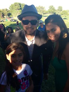 Shriners with Justin Timberlake