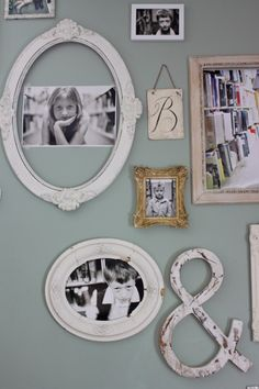 I love that there isn't any glass in these frames. Makes swapping them out even easier since the kids grow so fast!