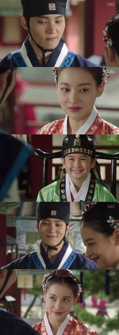 [Spoiler] Added episodes 7 and 8 captures for the #kdrama 'My Sassy Girl - Drama'