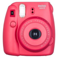 Instax Mini 8 Polaroid Raspberry colored camera! Bought at Urban Outfitters for $100. Only used once and takes great pictures. Will include a pack of 10 unused film:) Urban Outfitters Other
