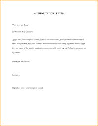 Choose From  Free Authorization Letter Sample And Formats For