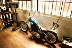 Harley chopper | Chopper Inspiration - Choppers and Custom Motorcycles | plutoniumrain December 2014