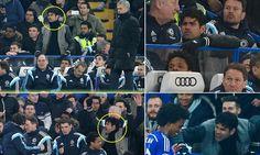 Costa is Chelsea's No 1 fan