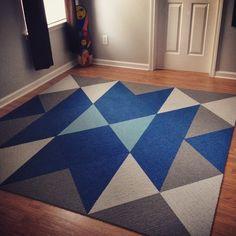 Buy eco-friendly Fedora - Flannel carpet tile at FLOR
