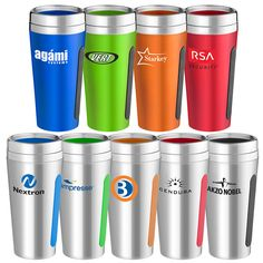 15 oz. Dual-Grip Travel Tumbler  $5.99/ea  |  Sweda  TM0102