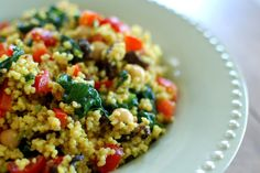 33 Shades of Green: Tasty Tuesdays: Summer Couscous Salad