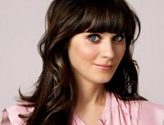 The Secrets of Zooey Deschanel's New Girl Hairstyle