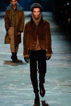 Berluti | Menswear - Autumn 2017 | Look 7