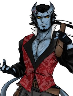 28 Best tiefling bard images in 2018 | Character Design, Character