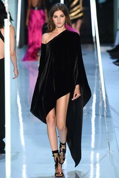 Alexandre Vauthier Fall 2015 Couture Fashion Show: Complete Collection - Style.com