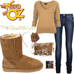 wizard of oz inspired fashion | the wizard of oz inspired outfit by cammie - Polyvore