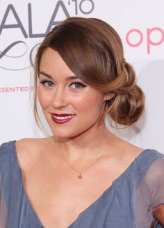 Google Image Result for http://www.glamour.com/weddings/blogs/save-the-date/1109-lauren-conrad-updo-hair-idea_bd-1.jpg