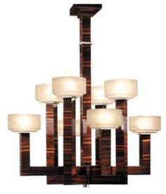 J Robert Scott-athena chandelier