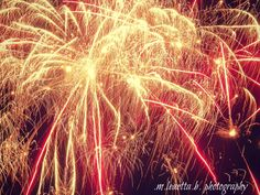 Conneaut, Ohio's fireworks   by: .m.leaetta.b. photography