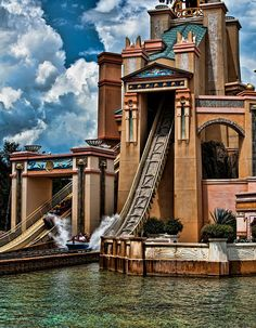 Fun ride must get on if you go to  Sea world orlando !!  Cant wait to take the girls soon.
