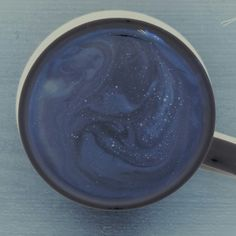 """interrupted-by-fireworks: """" I took a picture of my coffee bc it looked pretty cool but then I put a negative filter over it and it actually looks like a small galaxy??? """""""