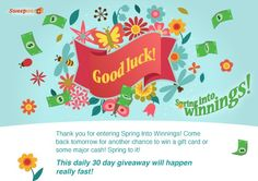 Prize of the Day 5-13 - $100 Starbucks Gift Card sweepstakes